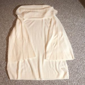 Sag Harbor Cream Sweater